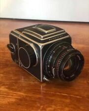Hasselblad 501Cm Medium Format Slr Film Camera with 80 mm lens Kit