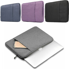 """Pouch Unisex Travel Multi-use Sleeve Bag For 11"""" 13"""" 14"""" 15'' Ultrabook NoteBook"""