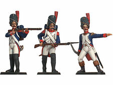 Prince August 54mm French Napoleonic Infantry Soldiers molds moulds PA80-2