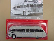 n° 60 FORD SUPER COACH GREYHOUND Autobus et Autocar du Monde 1937 1/43 AUSTRALIA