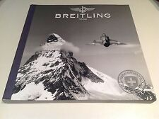 Catalogue BREITLING Instruments for Professionals CHRONOLOG 01 - Español - Used