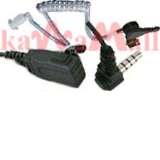 Coil Tube Ear-mic for Vertex Yaesu VX-210 150 180 Radio