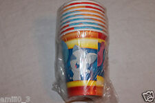 NEW BLUES CLUES RED 8 CUPS   PARTY SUPPLIES