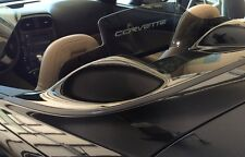 Corvette C6 Windscreen Wind Deflector Windblocker Leave In Accessories Tinted