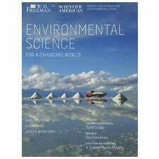 Scientific American Environmental Science for a Changing World by Susan Karr,...
