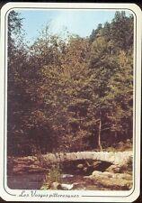88 - cpsm - Les Vosges pittoresques - Pont en forêt