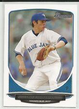 Tyler Gonzales Toronto Blue Jays 2013 Bowman Prospect