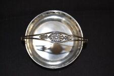1910 Alemania Bonito Antiguo Estilo Moderno Silberkorb, Plata 800 , Asa Móvil