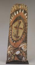 Coiffe wagnen abelam, maprik headdress, oceanic tribal ornament