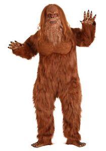 Jack Links Plus Size Adult Sasquatch Costume