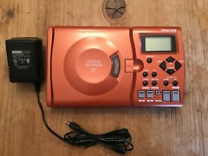 Tascam Portable CD Guitar Trainer CD-GT1MKII