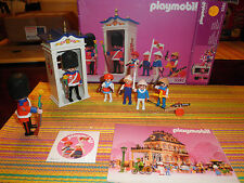 Playmobil RARE Complete ROYAL GUARD 5581 EUC Victorian series Children 5300