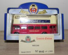 Oxford Diecast - Routemaster Open Top Bus - Melias - CS015