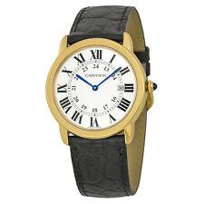 Cartier Ronde Solo de Cartier Mens Watch W6700455