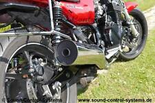 Honda Sevenfifty RC 42 & RC 38 CB 750 Sound verstellbar T-300 für orig. Auspuff