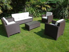 Up to 8 Plastic 6 Garden & Patio Furniture Sets