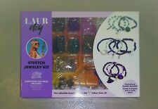 Laurdiy Stretch Jewelry Large Diy Kit, New in Box - Great Gift Idea!