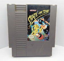 Nintendo NES Ultra Skate or Die Game Cartridge, Works R13363