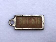 1946 ILLINOIS DAV Keychain License Plate # 301 519