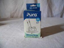 Pura Kiki Silicone Straw 6 month+
