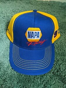NEW 2021 Chase Elliott NAPA Racing Hat Blue Limited edition FREE SHIPPING!!