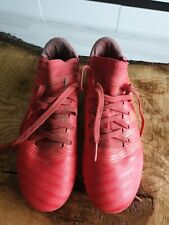 Girls Adidas football boots Size Uk3