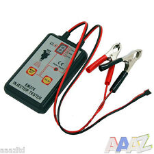 12 VOLT HAND HELD FUEL INJECTOR TESTER INDIVIDUAL INJECTORS ENGINE INJECTION