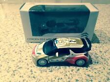 Norev citroën 1/43 , DS3 WRC 2013, Loeb, Sordo, Hirvonen, 2, Mint in box