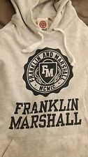 Sweat Franklin & Marshall femme gris clair, taille S