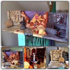 Diorama Decoration Scene Le bizzarre avventure Di JoJo/JoJo's Bizarre Adventure