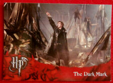 HARRY POTTER & GOBLET OF FIRE - Card #31 - THE DARK MARK - CARDS INC. 2005