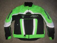 Men's Arctic Cat BLAZE ADVANTAGE ArcticWear Snowmobile Jacket Black Green SMALL