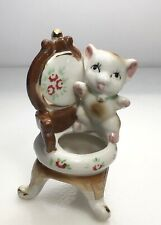 VINTAGE CAT PIN CUSHION