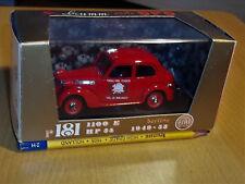 Modell Auto FIAT 1100 E Berlina, Brumm 1:43, Serie oro r181