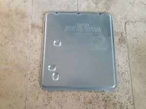 GE Refrigerator electronic control board cover WR13X10531 , WR13X10801
