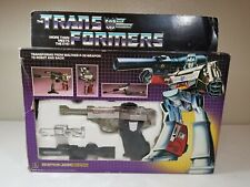 Transformers G1 Megatron in box