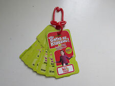 ARBY'S KIDS MEAL TOY YOU GOTTA BE KIDDING CRAZY GAME OF WOULD YOU RATHER DECK 2