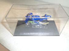 HONDA RS125 TONI ELIAS 2001 MODELLINO MOTO CON TECA-1/24-C12