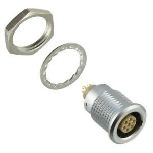 LEMO EGG.1B.307.CLL (7 Pin Circular Push-Pull Cable Connector SOCKET, New)