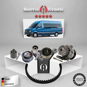 Set Vertrieb + Wasserpumpe Volkswagen Crafter 2.0 Tdi 120KW 163CV 2014->