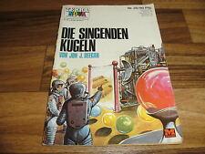 TERRA NOVA  # 35 -- die SINGENDEN KUGELN // von Jon J. Deegan 1968