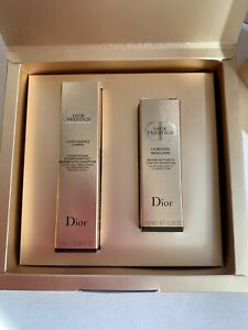 DIOR PRESTIGE Light-in-White Peeling Lotion Prestige La Mousse Micellaire Set