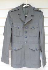 US Military Jacket Uniform Blazer 36S Marines Clean Good Cond