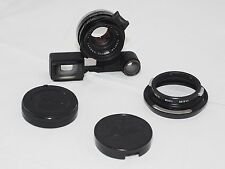 Black PAINT Leica Summilux-RF 35mm f1.4 lens Canada match black PAINT Leica M3
