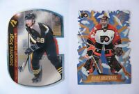 1997-98 Pacific #13 Hextall Ron  freeze out die cuts  flyers