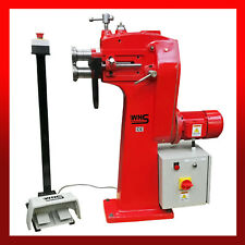 """WNS Power Swager 3/8"""" Swage Rolls 280mm 11"""" Throat 2.0mm Capacity Jenny CMZ 7R"""