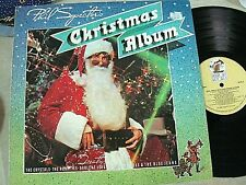 PHIL SPECTOR'S Christmas Album Vinyl LP EX Cond. Crystals Ronettes Darlene Love