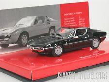ALFA ROMEO MONTREAL 1972 SCHWARZ 1/43 MINICHAMPS 436120620 NEU