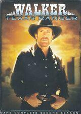 WALKER: TEXAS RANGER - The Complete Second Season (DVD 2007 7-Disc Set) (Z)
