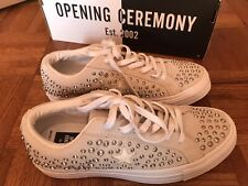 Converse X Opening Ceremony Rare Studded Sneakers (womens/kids size 4.5)